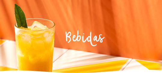 Bebidas - Banner Mobile