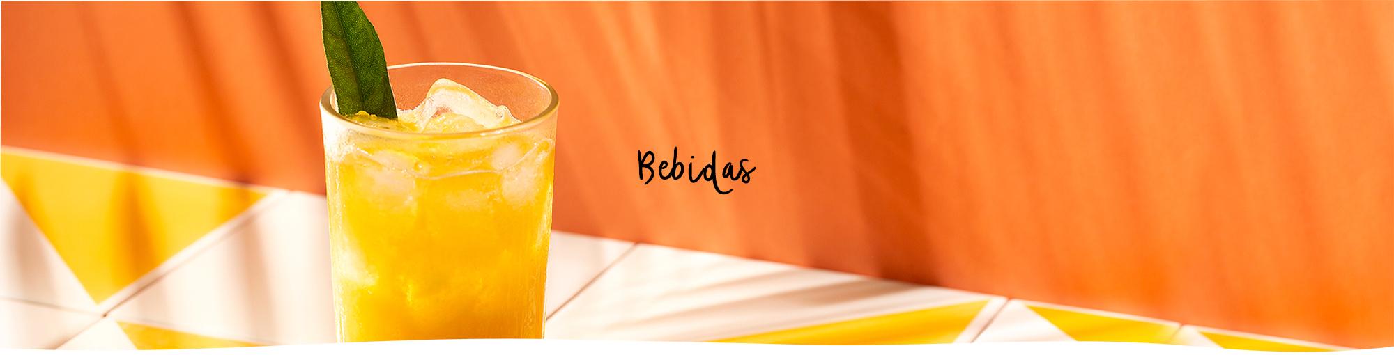 Bebidas - Banner Desktop
